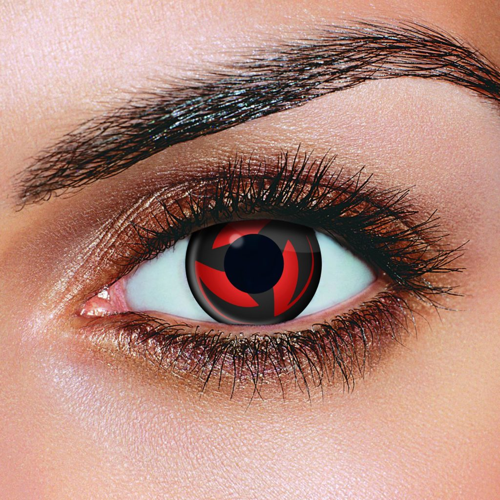 The Different Types Of Sharingan Contact Lenses For Anime